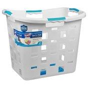 Clorox Laundry Basket, Sort'n Fold, Tall