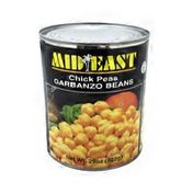 Mid East Garbanzo Beans