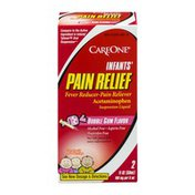 CareOne Infants' Pain Relief Fever Reducer Bubble Gum Flavor