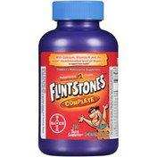Flintstones Children's Multivitamin Supplement Chewable Tablets