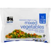 Food Lion Mixed Vegetables, Bag