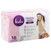 Basics For Kids Training Pants, 4T-5T (38 lb & Over), Girls