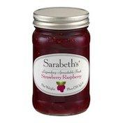 Sarabeth's Legendary Spreadable Fruit Strawberry Raspberry