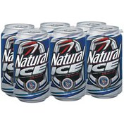 Natural Ice Lager Beer