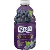 Welch's Natural Natural 100% Mighty Concord Grape Juice