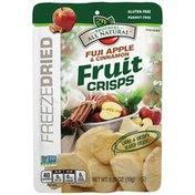 Brothers All Natural Freeze-Dried Apple Cinnamon Fruit Crisps