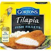 Gorton's Tilapia Breaded Fish Fillets