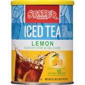 Stater Bros. Markets Lemon Iced Tea Sugar Sweetened Mix