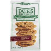 Tate's Bake Shop Cookies, Gluten Free, Oatmeal Raisin, Thin
