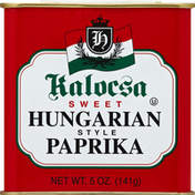 Kalocsa Paprika, Sweet Hungarian Style