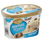 Kemps Yogurt, Frozen, Chocolate Chip Cookie Dough