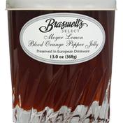 Braswell's Jam, Meyer Lemon Blood Orange Pepper