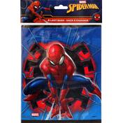 Unique Loot Bags, Marvel Spider-Man