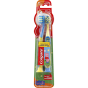 Colgate Toothbrushes, Extra Soft, Peppa Pig, Ages 2+, Value Pack