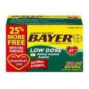 Bayer Low Dose Aspirin Regimen - 150 CT