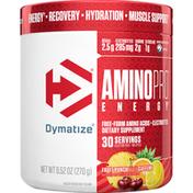 Dymatize Amino Pro Energy, Fruit Punch with Caffeine