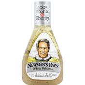 Newman's Own Vinaigrette, White Balsamic