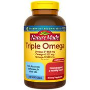 Nature Made Triple Omega 3-6-9 Value Size