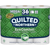 Quilted Northern EcoComfort Bath Tissue 9 Mega