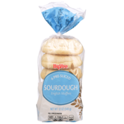 Hy-Vee Sourdough English Muffins