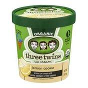 Three Twins Organic Lemon Cookie