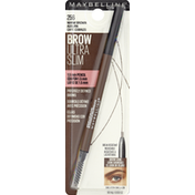 Maybelline Brow Pencil, Defining, Warm Brown 256