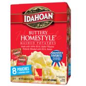 Idahoan Buttery Homestyle Mashed Potatoes Club Pack