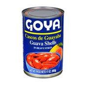 Goya Guava Shells in Heavy Syrup