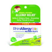 Boiron Rhinallergy Pellets, Homeopathic Medicine for Allergy Relief