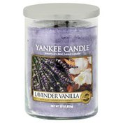 Yankee Candle Candle, Lavender Vanilla