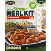 Stouffer's Meal Kit, Complete, Sesame Chicken, Family