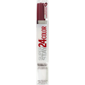 Maybelline Lip Color, 24 Color, Optic Ruby 310