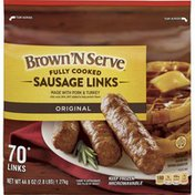 Banquet Fully Cooked Sausage Links Original