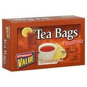 Shoppers Value Tea Bags, Orange Pekoe & Pekoe Cut Black Tea