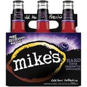 Mike's Hard Black Raspberry Lemonade Hard Black Raspberry Lemonade Malt Beverage