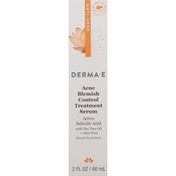 DERMA E Treatment Serum, Acne Blemish Control