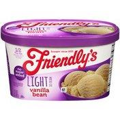 Friendly's Vanilla Bean Light Ice Cream
