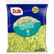 Dole Lettuce, Shredded, Value Size