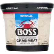 Hugo Boss Crab Meat Special
