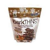 barkTHINS Dark Chocolate Gingerbread