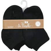 So Dorable Socks with Gripper, 2T-4T