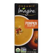 Imagine Soup, Creamy, Pumpkin