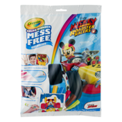 Crayola Color Wonder Mess Free Coloring Mickey And The Roadster Racers