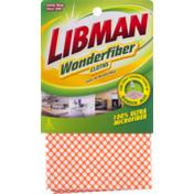 Libman Wonderfiber Cloths - 2 CT