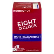 Eight O'Clock Coffee Dark Roast Coffee Dark Italian Roast