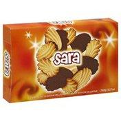 Sara Tea Biscuit, with Cocoa Coating
