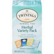 Twinings Herbal Tea Variety Pack