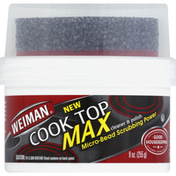 Weiman Cleaner & Polish, Cook Top, Max