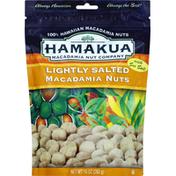 Hamakua Macadamia Nut Company Macadamia Nuts, Lightly Salted