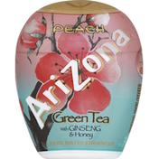 Arizona Liquid Water Enhancer, Green Tea, Peach